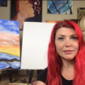 Events priced per-person: Virtual Social Painting Lesson