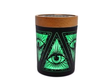 Post Now: Illuminati Green SmartStash