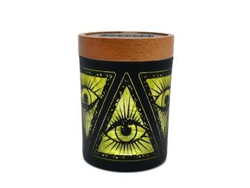 Post Now: Illuminati Yellow SmartStash