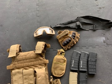 Selling: Assorted Gear