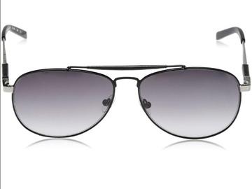 Liquidation/Wholesale Lot: Elie Tahari Women's EL 129 BLK Aviator Sunglasses sunnies shades
