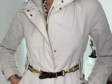 Selling with online payment: Max Mara Trench Coat