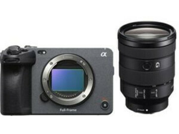 Vermieten: Sony FX3 + Sony 24-105mm f/4 G (Set)