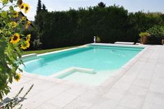 NOS JARDINS A PARTAGER: Utilisation piscine en échange d'entretien du jardin