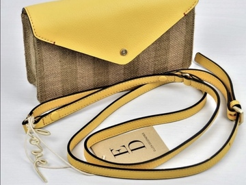 Liquidation/Wholesale Lot: NWT crossbody from ED Ellen DeGeneres Purse crossbody bag
