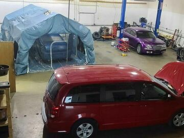Hourly: Garage/auto lift/ Paint Booth Owings Mills MD