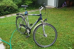 Vermiete Bike mit eigener Preiseinheit (keine Kalender Funktion): City Bike für einen ganzen Monat ausleihen in München