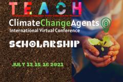 Announcement: ClimateChangeAgent Scholarship