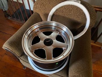 Selling: Revolve APVD 0520s 5x120 w/ tires