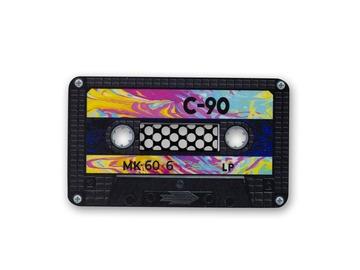 Post Now: Cassette Nonstick Grinder Card