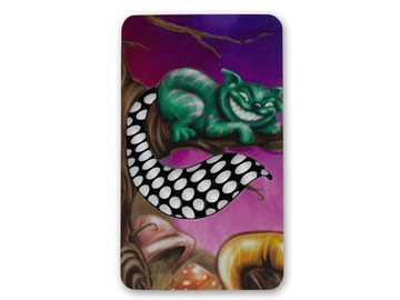 Post Now: Cheshire Cat Nonstick Grinder Card