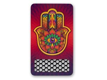 Post Now: Hamsa Red Nonstick Grinder Card