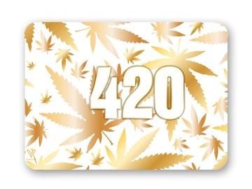 Post Now: 420 Gold Slikks