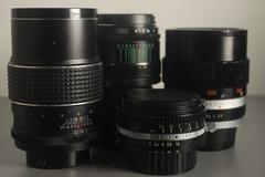 Vermieten: Vintage lens Set