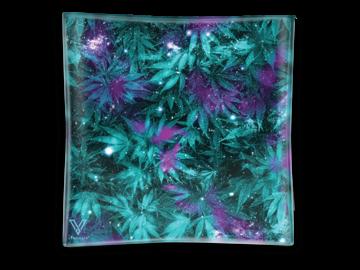 Post Now: Cosmic Chronic Blazin' Ashtray Glass