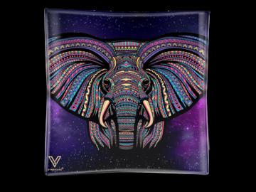 Post Now: Elephant Blazin' Ashtray Glass