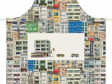 : Apron : Hong Kong Building