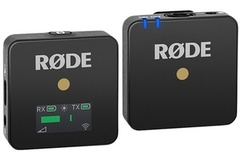 For Rent: Rode Wireless Go Mics