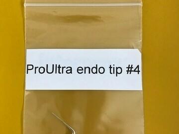 Gebruikte apparatuur: Pro Ultra Endo tip nr. 4