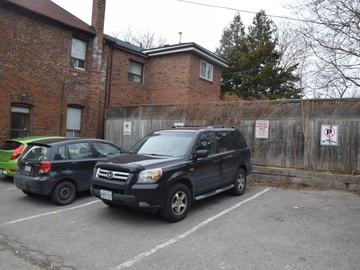 Monthly Rentals (Owner approval required): Toronto ON, St. Clair W & Oakwood Parking Near Transportation