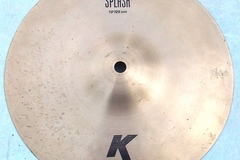 """Selling with online payment: SOLD ----  Zildjian K. 10"""" splash cymbal  SOLD"""
