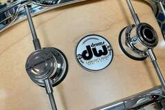 Selling with online payment: Dw 6.5x14 True Sonic Maple. 10+6 shell, Free Shipping