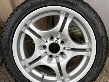 Selling: Style 68s 5x120 w/ tires