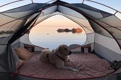 Vuokrataan (päivä): Marmot Limelight 3P kupoliteltta / päivävuokra