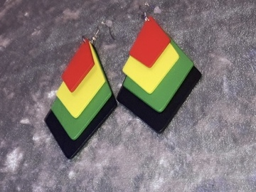 For Sale: The empress statement earrings
