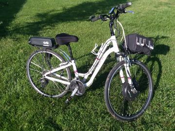 For Sale: 2015 Trek Verve2 w/1200W Front Hub & 48V/13Ah Battery