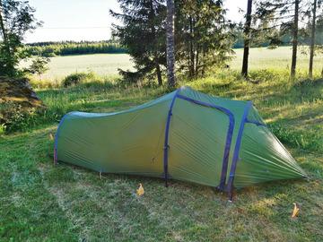 Leier ut (per day): Exped Cetus 2 UL 2hlö ultrakevyt teltta