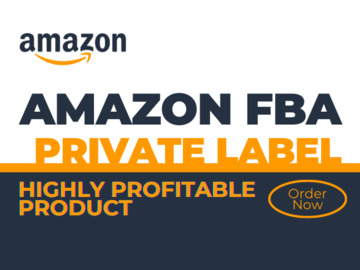 Pay per project: Help you find Highly Profitable Product for your Amazon FBA Store