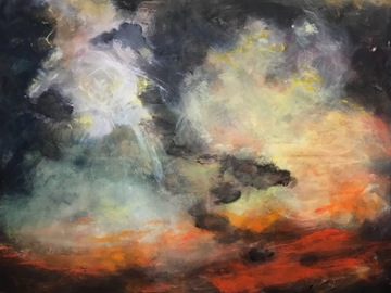 Sell Artworks: The Sky Has Its Own Secrets