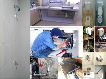 Services: tukang baiki sinki tandas Sumbat paip bocor plumber wangsa maju
