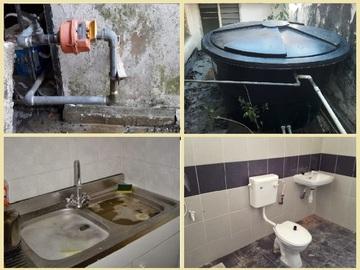 Services: tukang baiki sinki tandas Sumbat paip bocor plumber taman melati