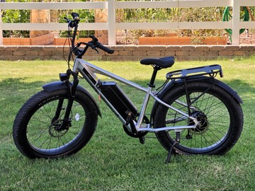 For Sale: Like New Juiced Bikes RipCurrent S