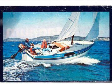 Tilbys: Gøyal seilbåt 20 fot- Perfekt for både soloseiling & venneturer