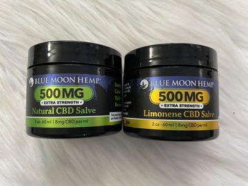 Liquidation/Wholesale Lot: Hemp Salve