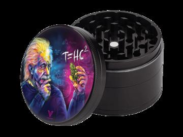 Post Now: T=HC2 Einstein Classic 4-Piece SharpShred Grinder