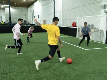 Custom Package: Team Building, Soccer & Food