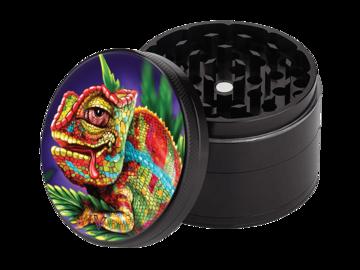 Post Now: Cloud 9 Chameleon 4-Piece SharpShred Grinder