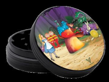 Post Now: Alice Mushroom 2-Piece SharpShred Grinder