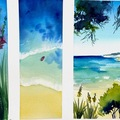 Workshop Angebot (Termine): Aquarellmalerei. Basis für Einsteiger