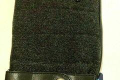 Liquidación / Lote Mayorista: Isotoner Men's Gloves Black XL New 5 Pair per Lot