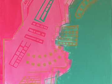 Sell Artworks: Dream in Pink