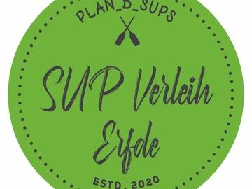 Vermiete dein Board pro Tag: i SUP Stand up Paddle Board mieten /leihenSorge Schlei