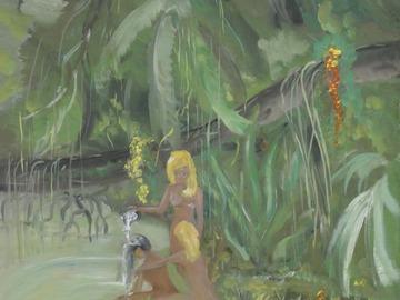Sell Artworks: les filles de L'orénoque