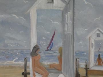 Sell Artworks: Cabine transparente