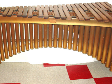 VIP Members' Sales Only: LUDWIG 4 octave Grand Apollo portable marimba