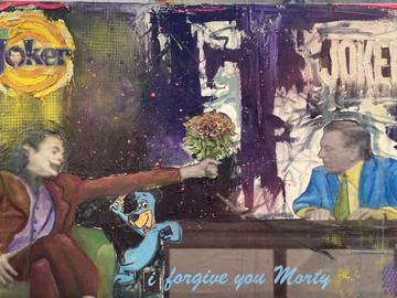 Sell Artworks: I forgive you Morty
